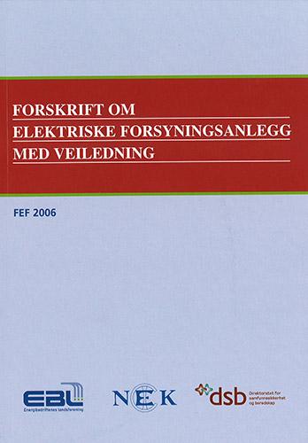Forskrifter for elektriske bygningsinstallasjoner